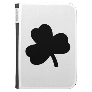 Three-Leaf Clover Kindle 3G Cover