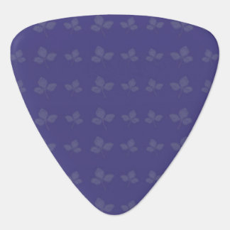 Three Leaf Clover Guitar Pick