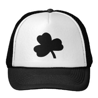 Three-Leaf Clover Hats