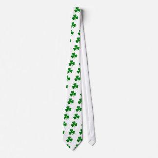 Three Leaf Clover -holiday- Tie