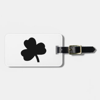 Three-Leaf Clover Tags For Luggage
