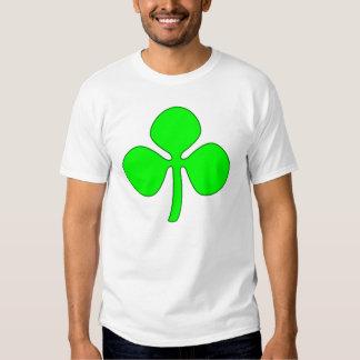 Three Leaf Clover T Shirt