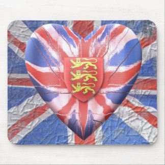 Three Lions Mouse Pad