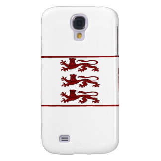 Three Lions of England Samsung Galaxy S4 Cover