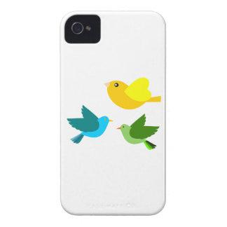 Three Little Birds iPhone 4 Cover