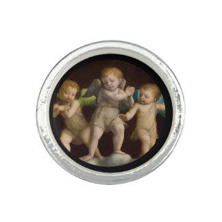 Three Little Cherubs or Angels