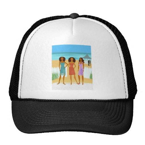 Three Little Chics Hat