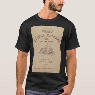 Three Little Kittens T-Shirt
