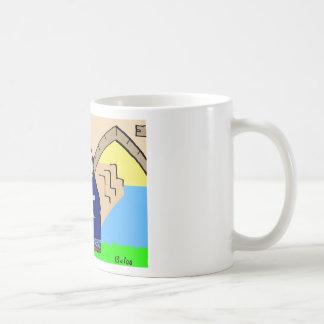three little pigs church daniel coffee mugs