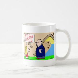 three little pigs church daniel mug