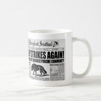 Three Little Pigs Coffee Mug