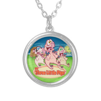 Three Little Pigs™ Necklace