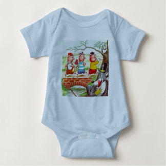Three Little Pigs T Shirts