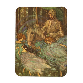 Three Maidens and a Knight, Magnet