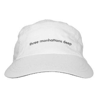 three manhattans deep hat