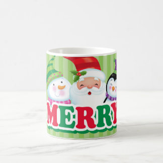 Three Merry Friends Mug
