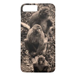 Three Monkeys iPhone 7 Plus Case