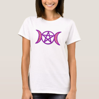 Three Moon Pentagram T-Shirt