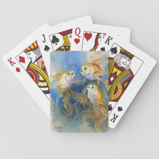 Three Part Harmony Playing Cards