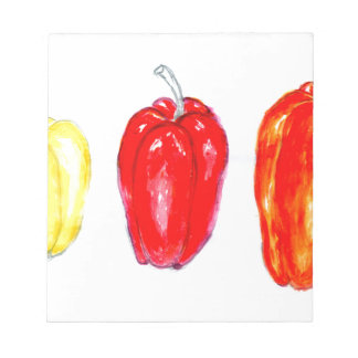 Three Peppers Art2 Notepad