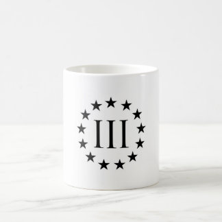Three Percent Stat Mug