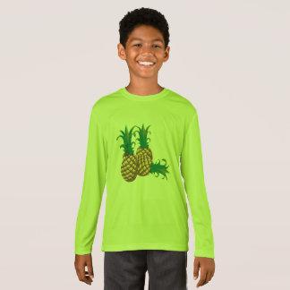 three pineapples fruit T-Shirt