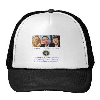 three presidents hat