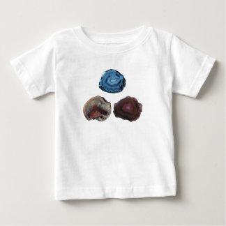 Three Pretty Rocks Baby T-Shirt