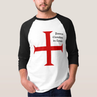 Three Quarter Holy War T-Shirt