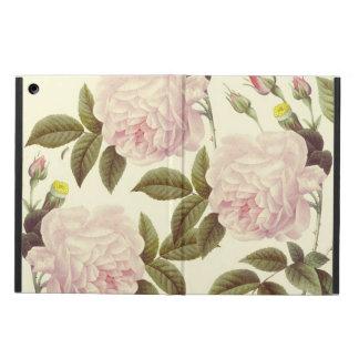 Three Rose Cream iPad Air Case