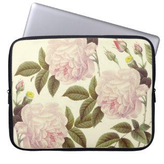 Three Rose Cream Laptop Sleeve