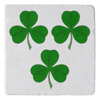 Three Shamrocks Trivet