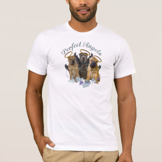 Three Shar-pei Perfect Angels Apparel T-Shirt