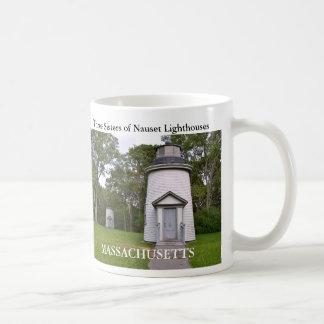 Three Sisters of Nauset Lighthouses Mug