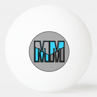 Three Star Maniac Pong Ball, White Ping Pong Ball