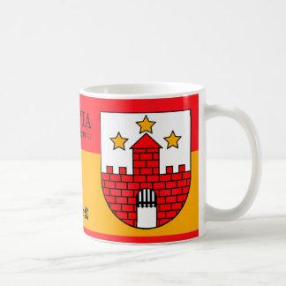 Three Star Medieval Castle from Aizpute, Latvia Coffee Mug