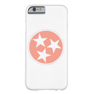 Three Star Tennessee State iPhone 6/6s case