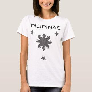 Three Stars  & A Sun T-Shirt