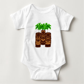 Three Strong Baby Bodysuit