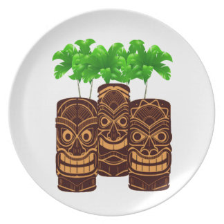 Three Strong Plate