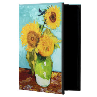 Three Sunflowers by Van Gogh Fine Art Powis iPad Air 2 Case
