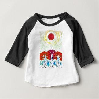 Three Suns Baby T-Shirt