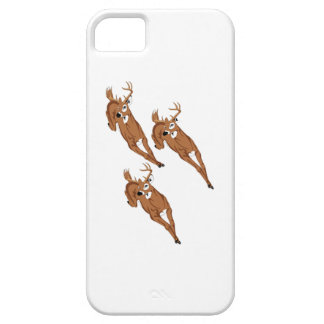 Three to Run iPhone 5 Cases