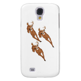 Three to Run Samsung Galaxy S4 Covers