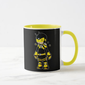 Three Tone Mug of Bumble