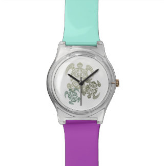 Three Turtles Wrist Watches