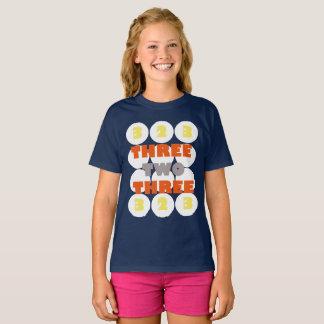 Three two three Funky T-Shirt