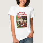 Three Wise Crackers - Nutcracker Soldiers T-shirts