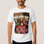 Three Wise Crackers - Nutcracker Soldiers Tees