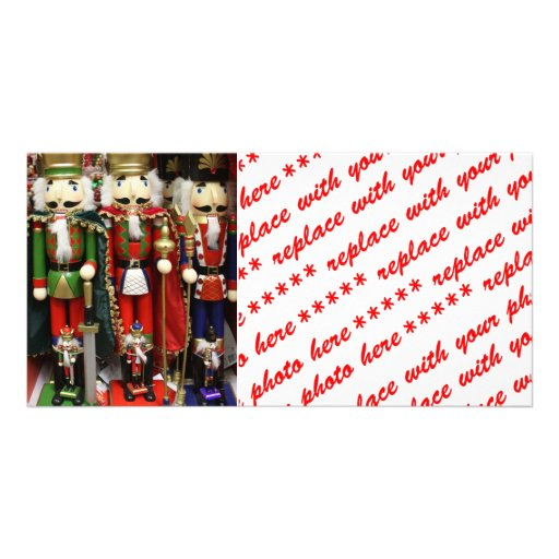 Three Wise Crackers Photo Cards